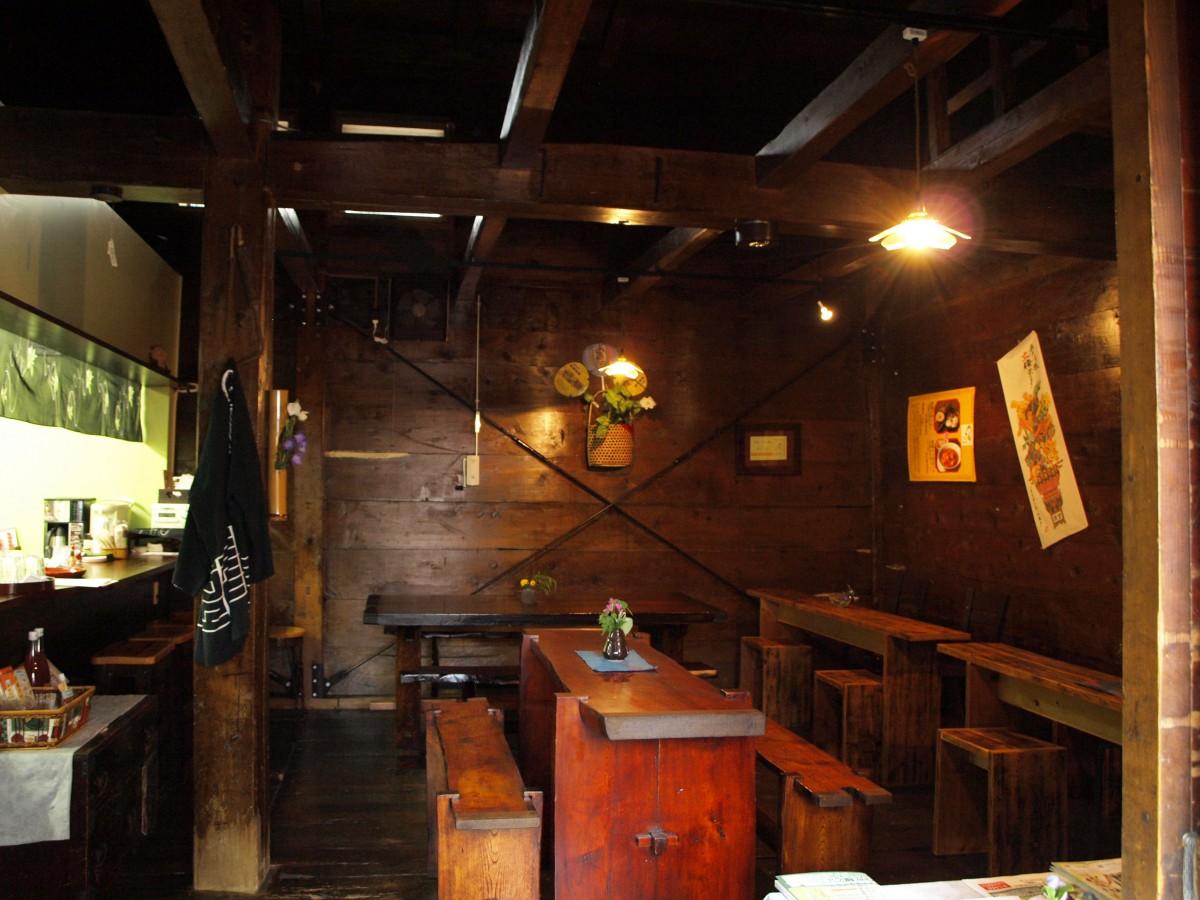 カフェ改修後のチャミセ