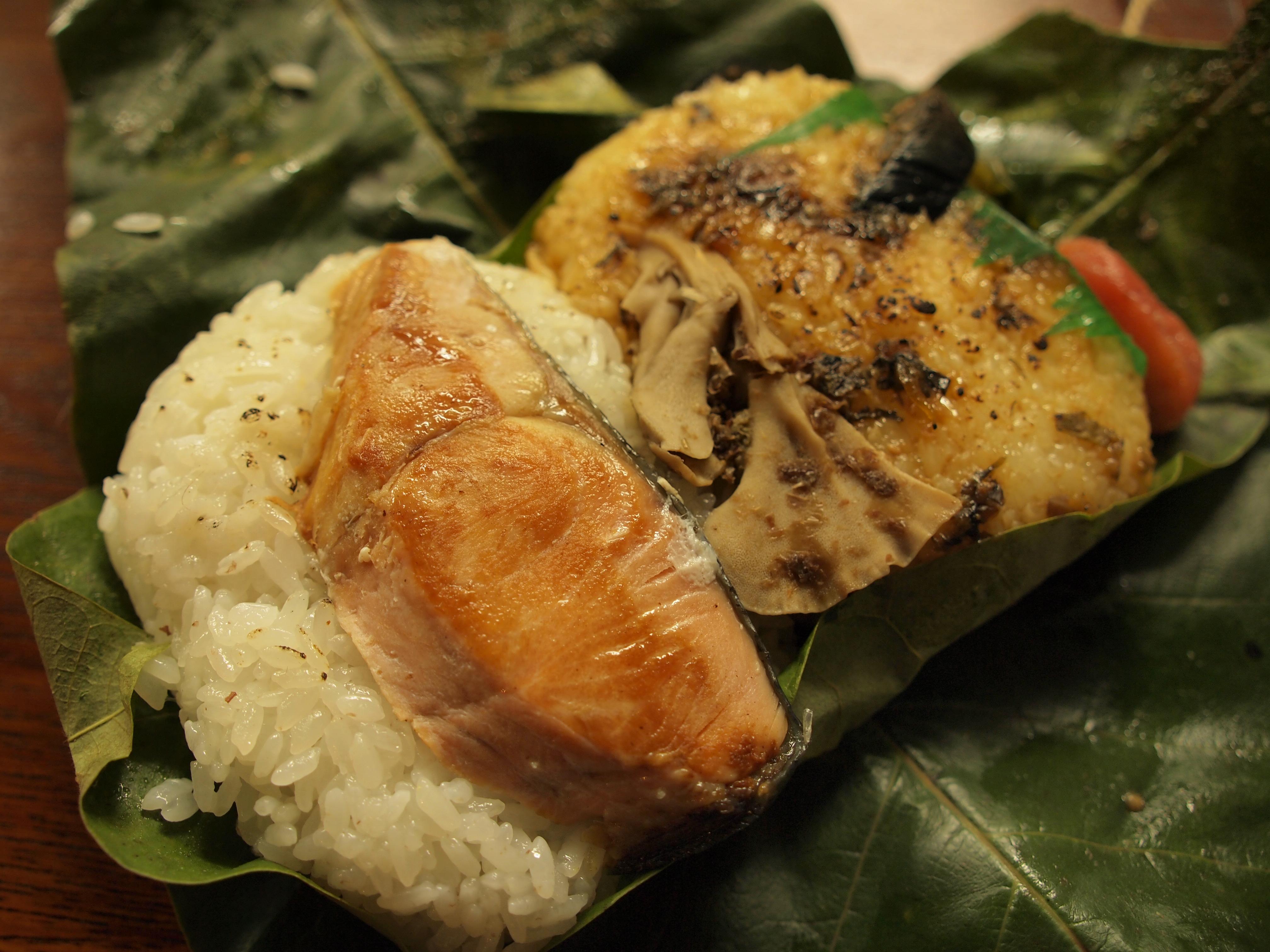 山子弁当タンテキ