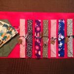 箸袋(扇子袋)-Haru