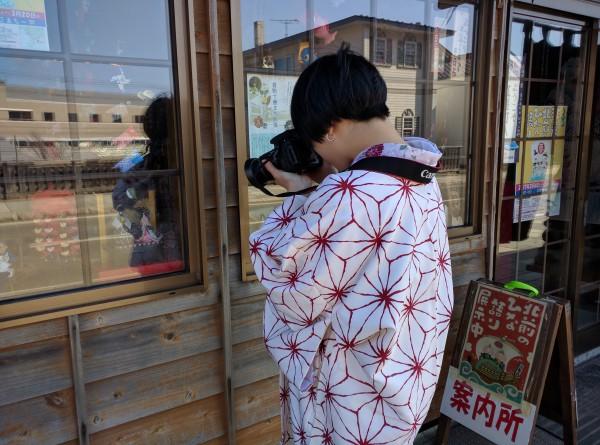 4 佳作 ガラス戸 伴田千晶・函館市